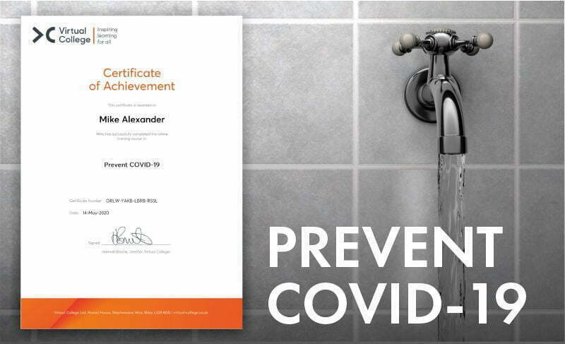 Prevent Covid-19 certified course